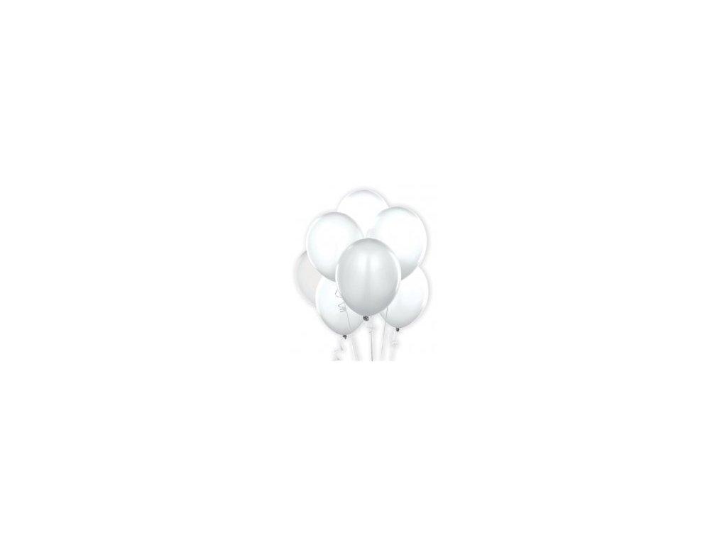 Nafukovací balónky bílé, Alvarak