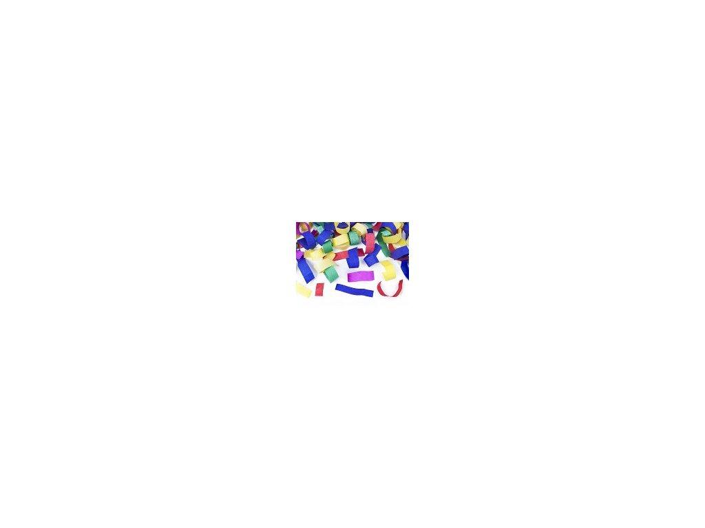 Vystřelovací konfety MIX barev 40cm, PartyDeco