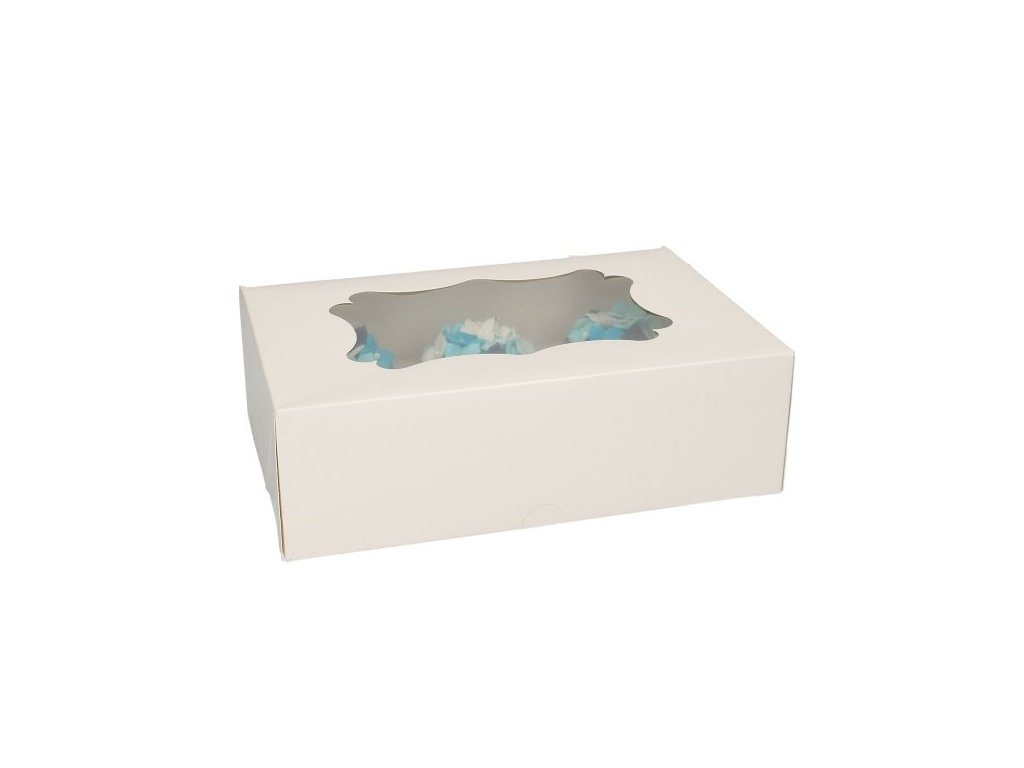 Krabice na cupcakes BOX 6, FunCakes