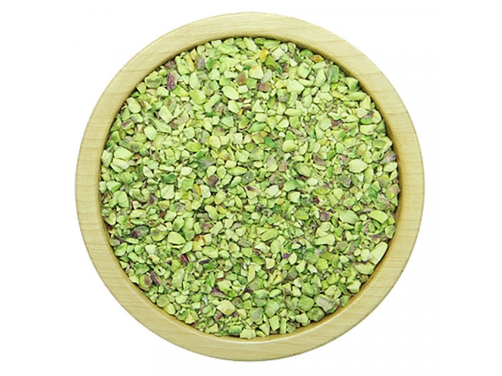 500 kousky z pistaciovych jader 2 5 mm