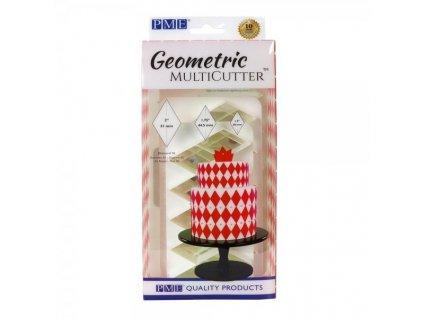 Geometric Multicutter diamanty, 3ks