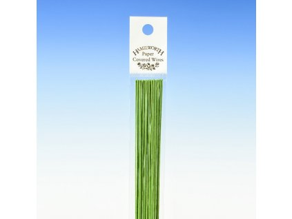 hamilworth 26 gauge nile green florist wire x 50 p9317 23076 image