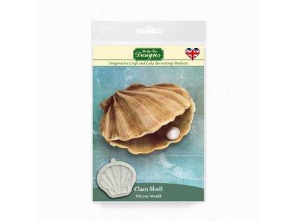 Katy Sue silikonová formička Clam Shell