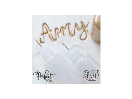 Plnící lahvičky Sweet Stamp, 2 ks