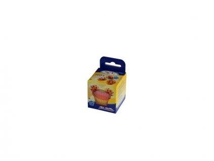 Cukrářské košíčky mini 35x20mm, mix barev Wimex, 100ks