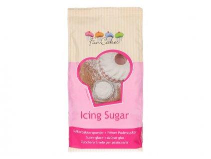 Icing Sugar Extra jemný cukr FunCakes, 900g