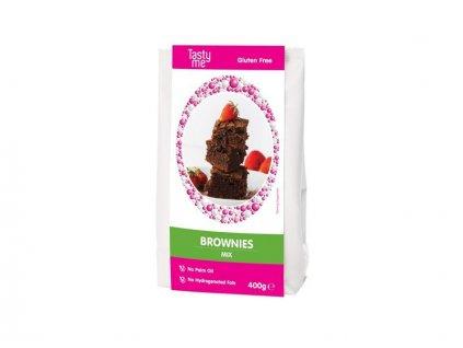 Směs Brownies bezlepkový, Tasty Me, 400g