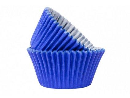 Cukrářské košíčky Blue 51x38mm, 50ks, Doric