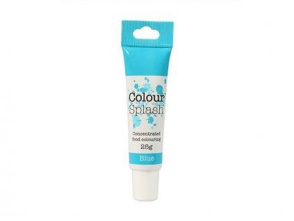 Gelová barva Colour Splash Blue, 25g