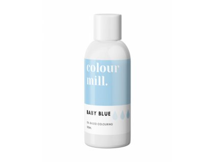 Colour Mill olejová barva 100ml - Baby Blue
