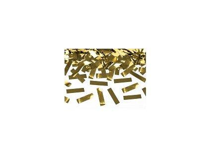 Vystřelovací konfety GOLD 40cm, PartyDeco