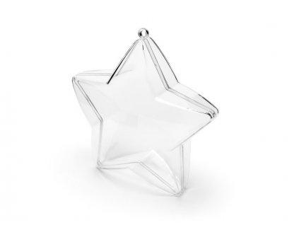 Hvězdy otevírací 3ks, PartyDeco
