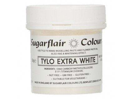 Tylo prášek (CMC) Extra White, Sugarflair, 50 g