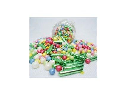 Cukrové zdobení TastyMe, Color me Mad 75 g