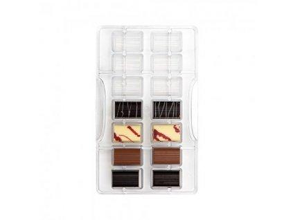 """Polykarbonátová forma na čokoládu Cerise """"118, Decora"""