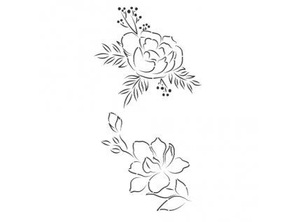 Stencila Caking It Up Bloom I