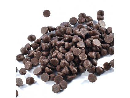 Hořká čokoláda 53% Schokinag, 1kg