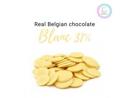 Belgická čokoláda hořká 55% (3)