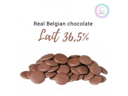 Belgická čokoláda hořká 55% (6)