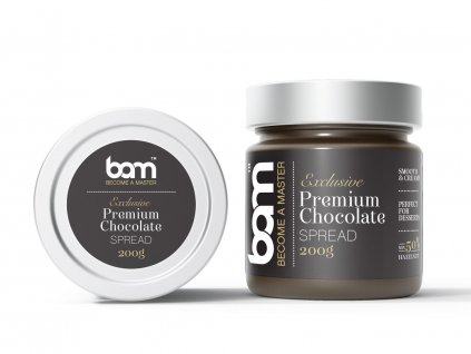 BAM Premium Chocolate SPREAD 1 mala