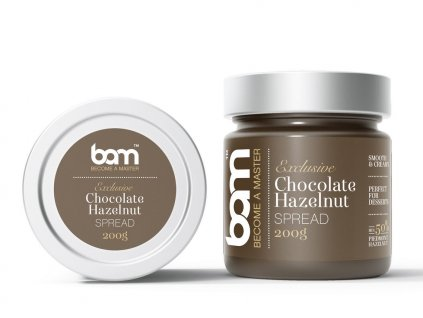 BAM Chocolate Hazelnut SPREAD 1 male cr