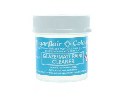 Sugarflair Glaze and Matt Paint Cleaner
