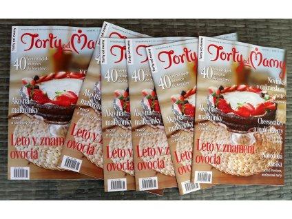 Časopis Torty od Mamy 2/2021