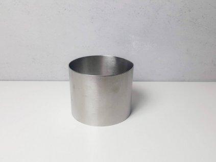 Pevná forma kruhová pr. 10cm (výška 10cm)
