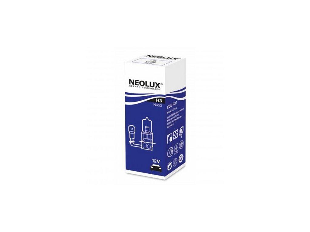 neolux ziarovka h3 12v 55w n453