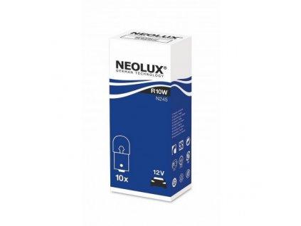 neolux ziarovka 12v r10w ba15s n245