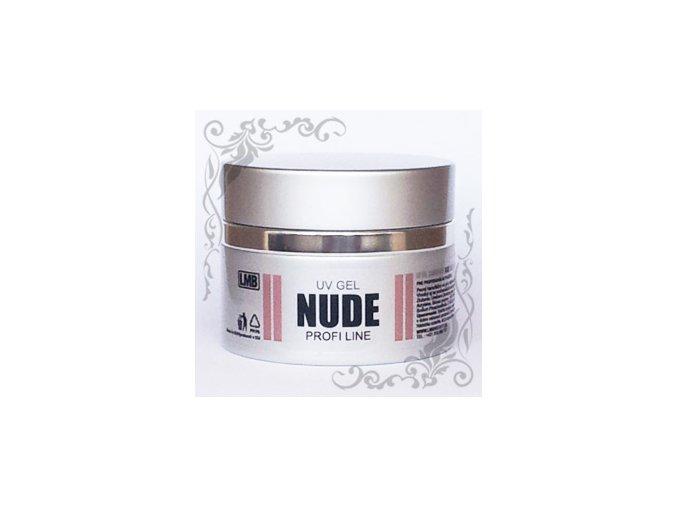 fiber nude silver