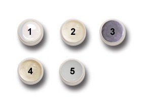 UV Gely farebné 5g / perleťové farby