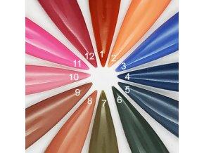 jesen 2020 colors