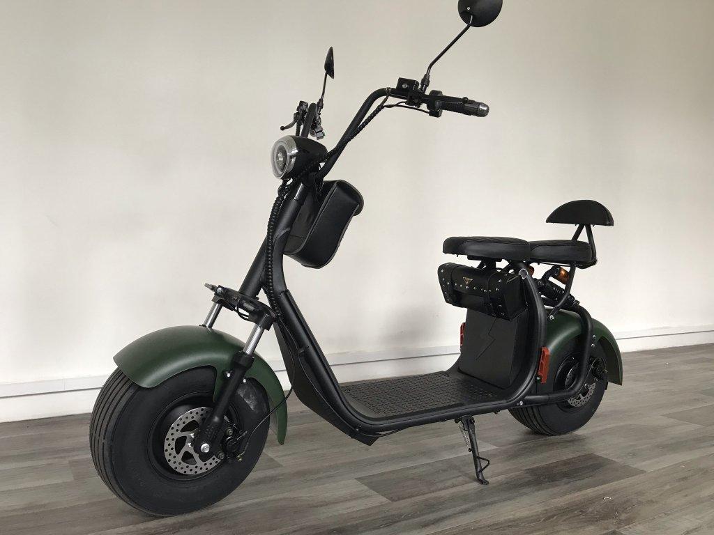 Lera Scooters C1 1000W zelená