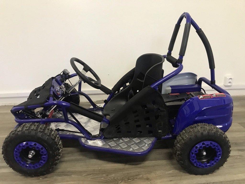 Elektro buggy Nitro 1000W modrá
