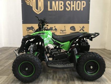 Leramotors Thor Mini 49ccm E-Start zelená