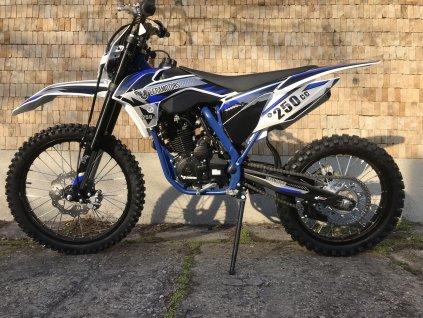 Pitbike Leramotors Killer 250cc 21/18 modrá