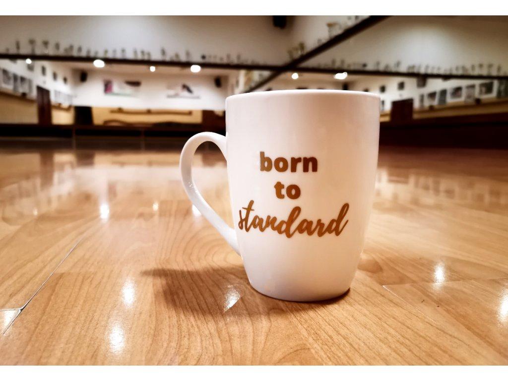 hrneček born to standard
