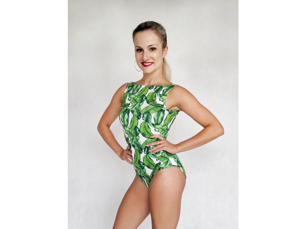 body Summer Palm
