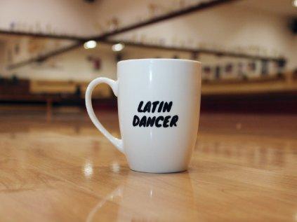 hrneček Latin dancer