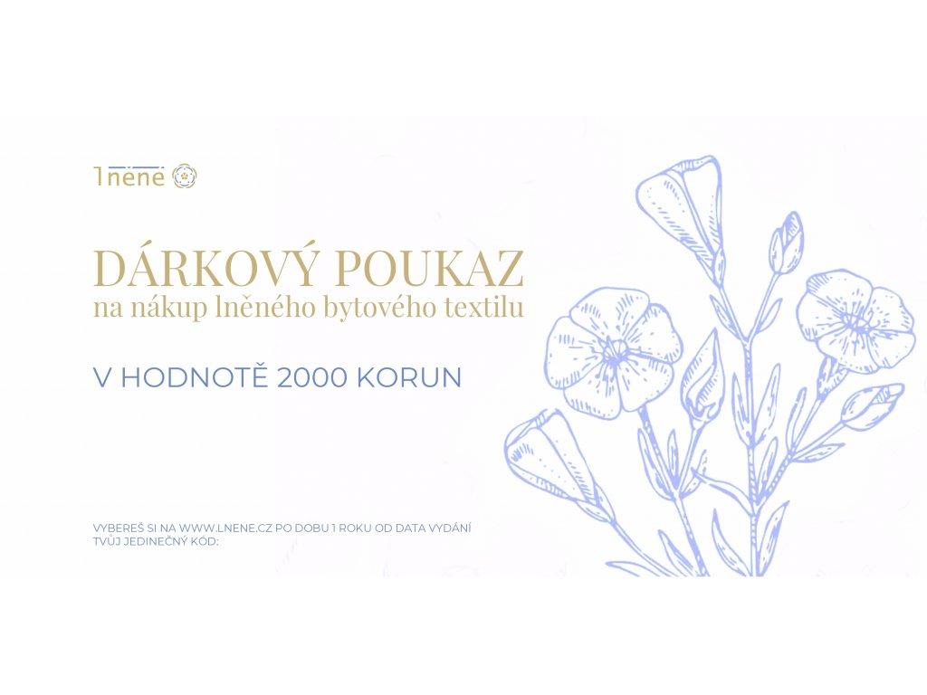 poukazDL 2000
