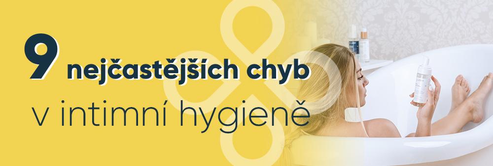 Odhalte 9 nejčastějších chyb v intimní hygieně – dopouštíte se jich taky?