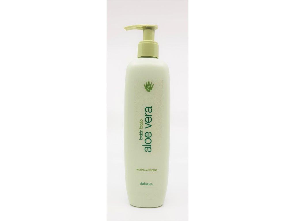 Tělové mléko aloe vera