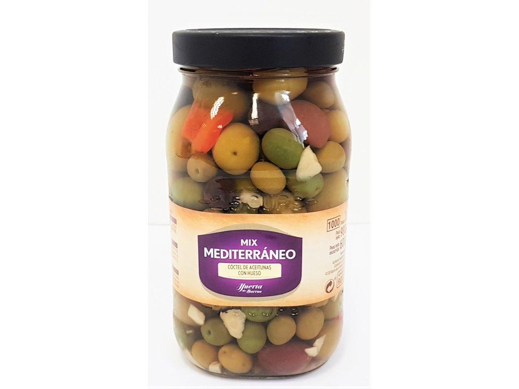 Olivový mix