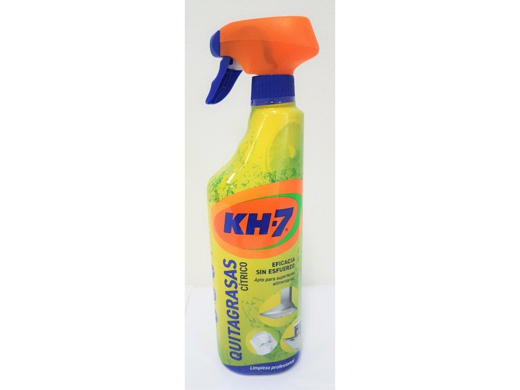 KH-7- čistič citrus