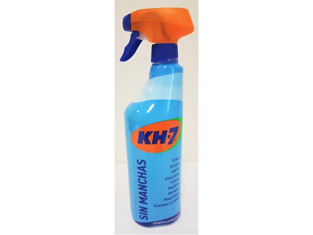 KH-7- čistič skvrn z oděvů
