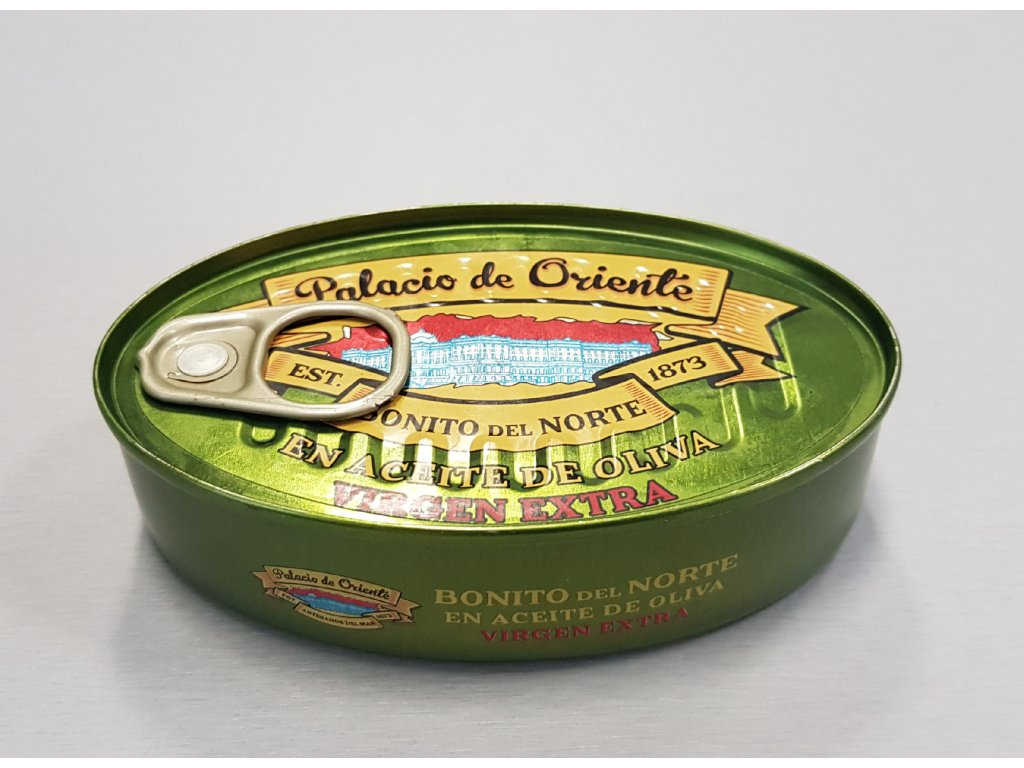 Tuňák Bonito del norte v extrapan.oliv.oleji 115g