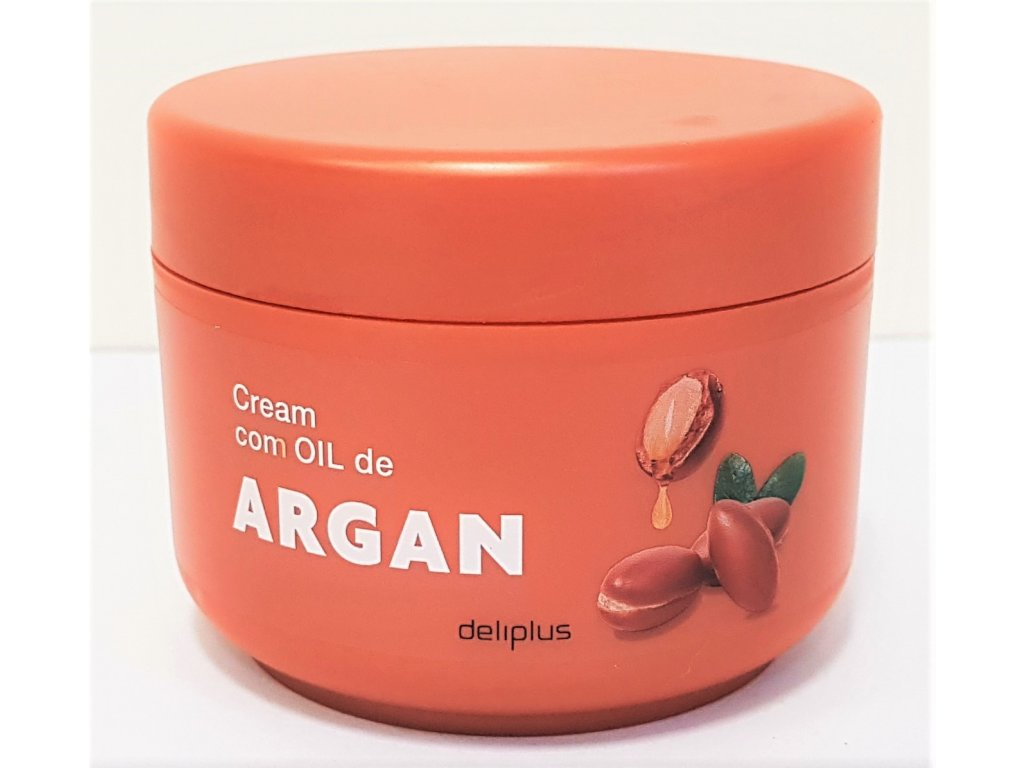 Krém na tělo s arganovým olejem