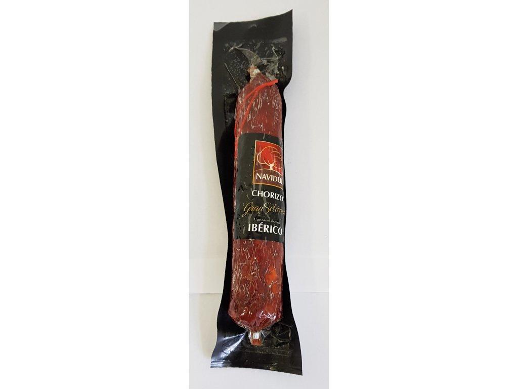Chorizo Ibérico Navidul