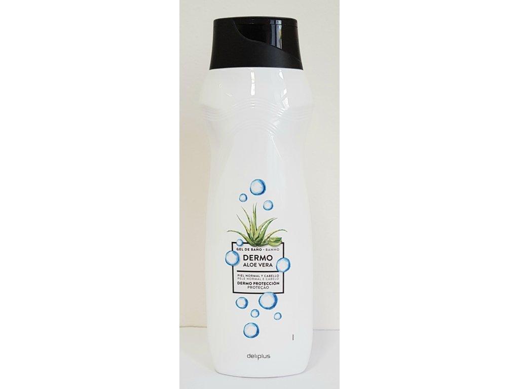 Sprchový gel aloe vera